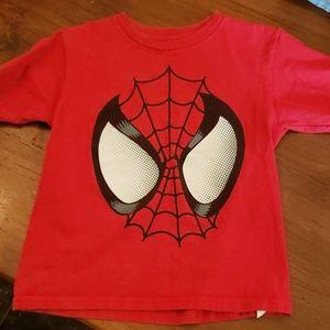 Spiderman Shirt size 5t